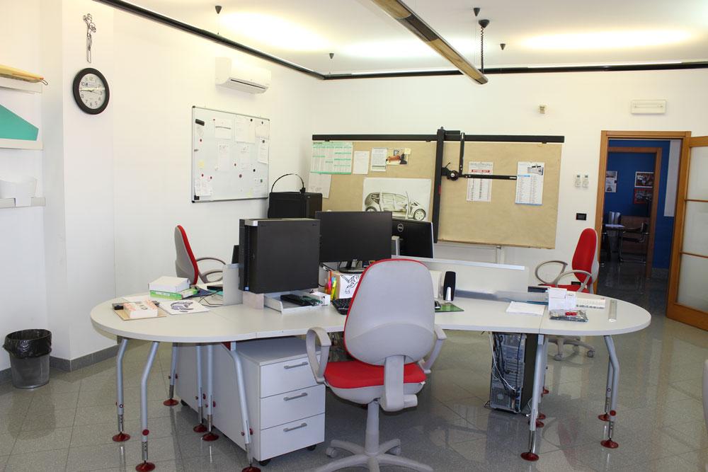 In Ufficio Tecnico : Ufficio tecnico vu group